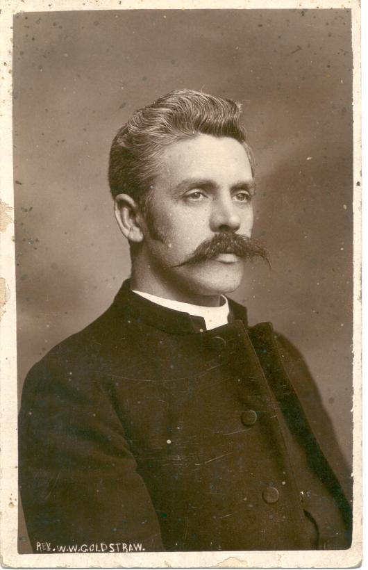 Reverend W.W. Goldstraw